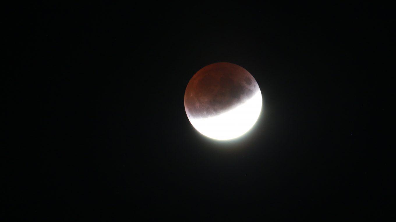 Mondfinsternis 16.7.2019