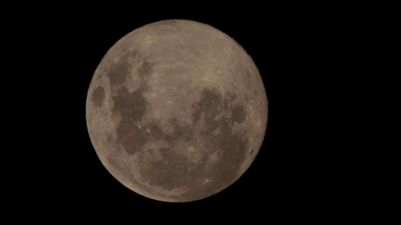 Super-Vollmond 7.4.2020