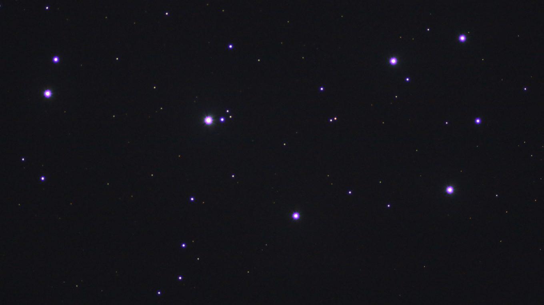 Die Plejaden (M45)