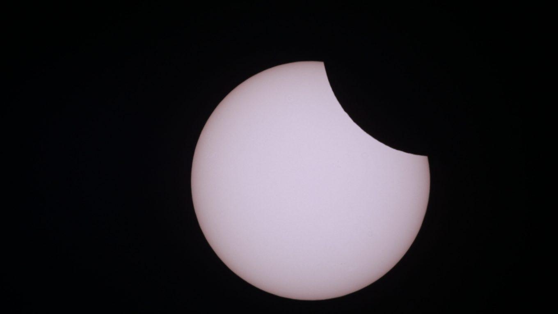 Sonnenfinsternis vom 10.6.2021